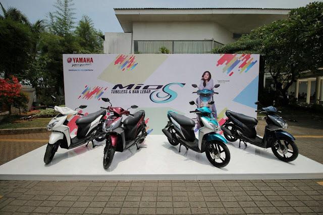 New Yamaha Mio S