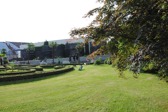 Ptaszarnia w Ogrodzie Pałacowym w Kromieryż