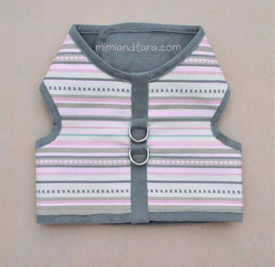 Dog Vest Harness Patterns Pdf Pattern Mimi Tara