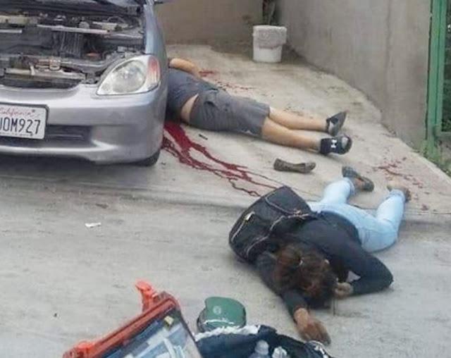 Los 3 ejecutados en Tijuana