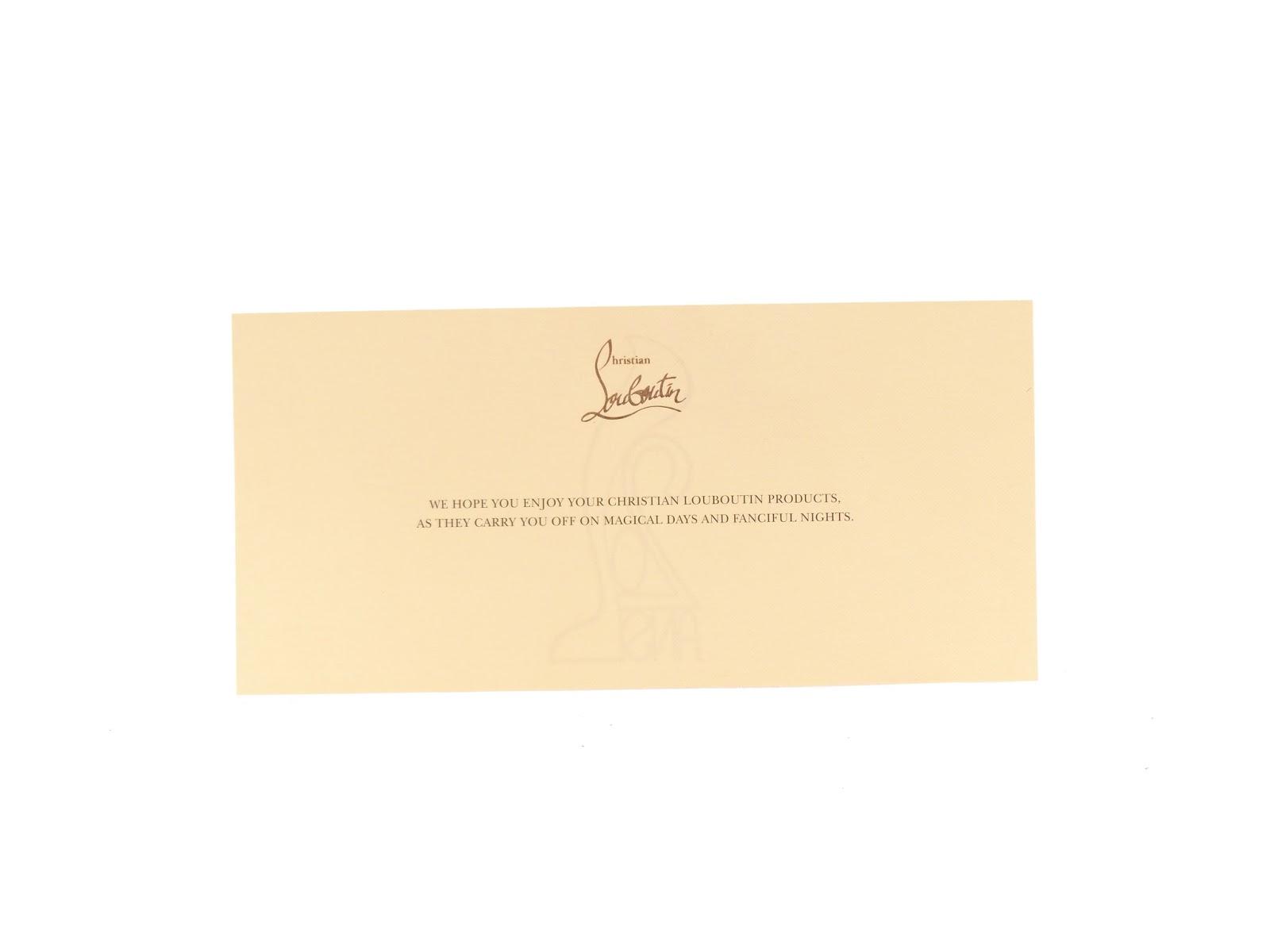 77ed2edfd9b CHRISTIAN LOUBOUTIN : AUTHENTICITY GUIDE - Reed Fashion Blog