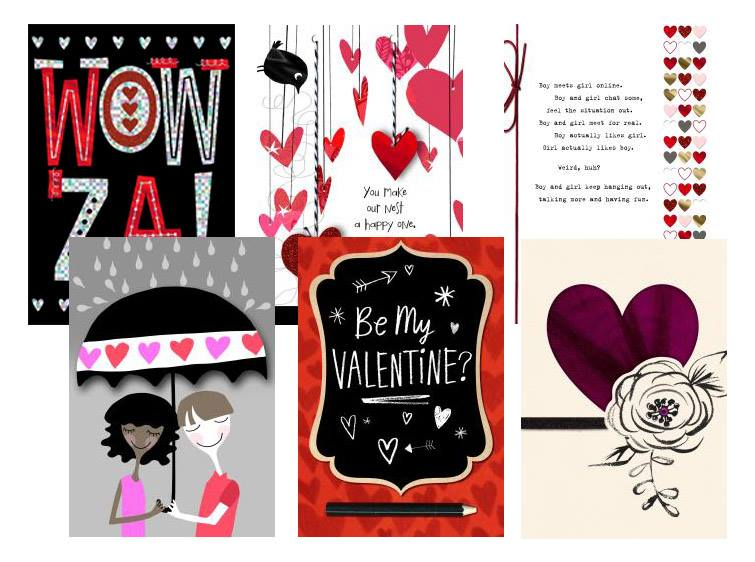 #Hallmark Valentine's Day card collection #MyWAHMPlan.com