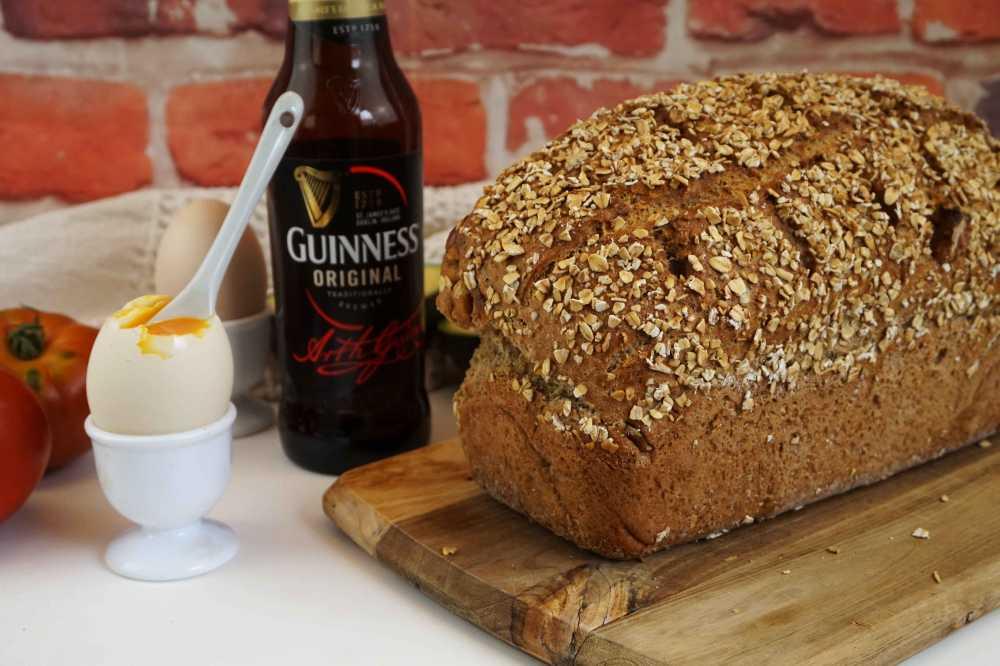 pan con cerveza y sin levadura