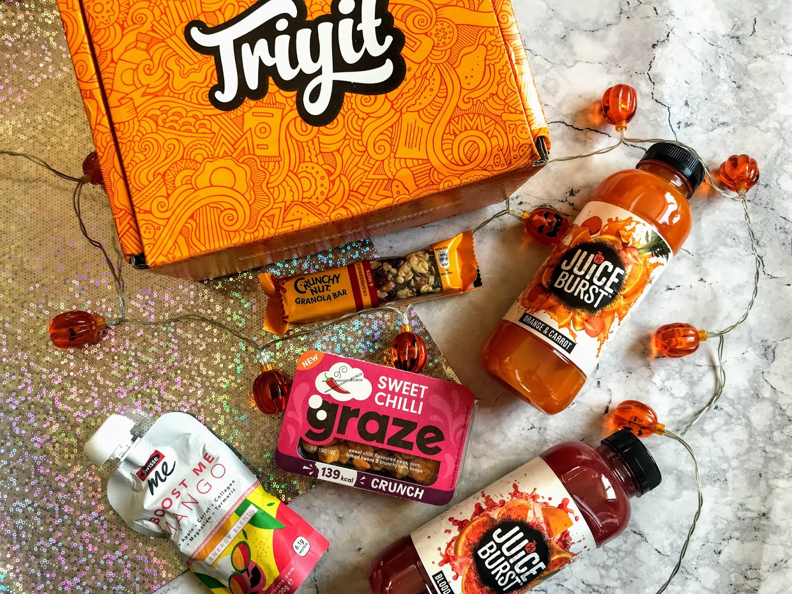 Triyit 'Tickled Taste Buds' Box Review | Freebie