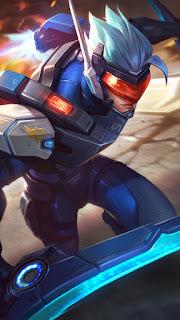 Saber (S.A.B.E.R SQUAD) Regulator Heroes Assassin of Skins V1