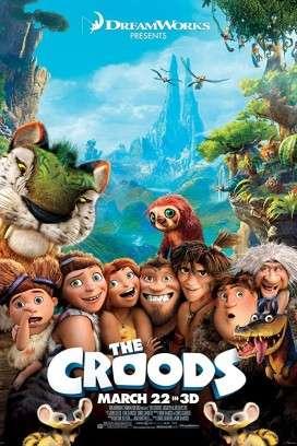 فيلم The Croods 2013 مترجم اون لاين