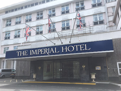 The Imperial Hotel at Torquay