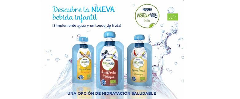 Naturnes Bio Agua&Frutas