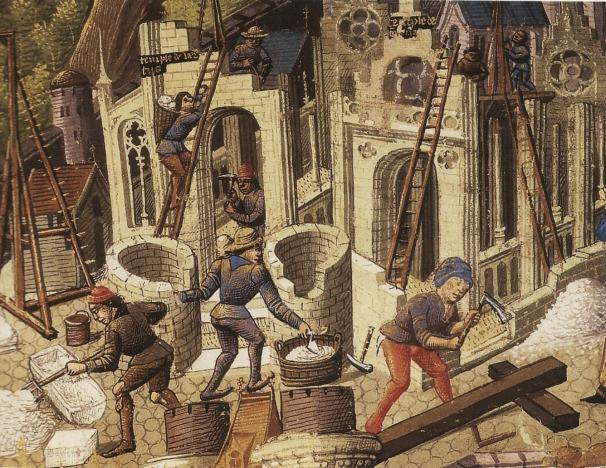 Devoir Maison Sur Moyen Age Ville De La Hanse