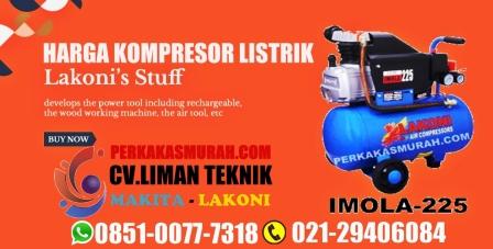 harga kompresor angin imola 255, mesin kompresor imola 255, haga kompresor listrik