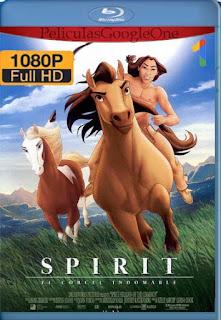 Spirit : El Corcel Indomable (2002)  [1080p BRrip] [Latino-Inglés] [GoogleDrive]