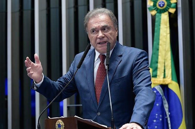 Para Alvaro Dias, além de corrupto, governo do PT foi incompetente