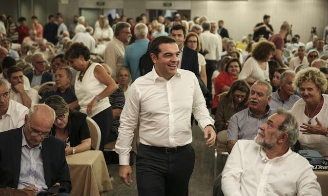 Ο Τσίπρας και το κόμμα της «ξεπέτας»