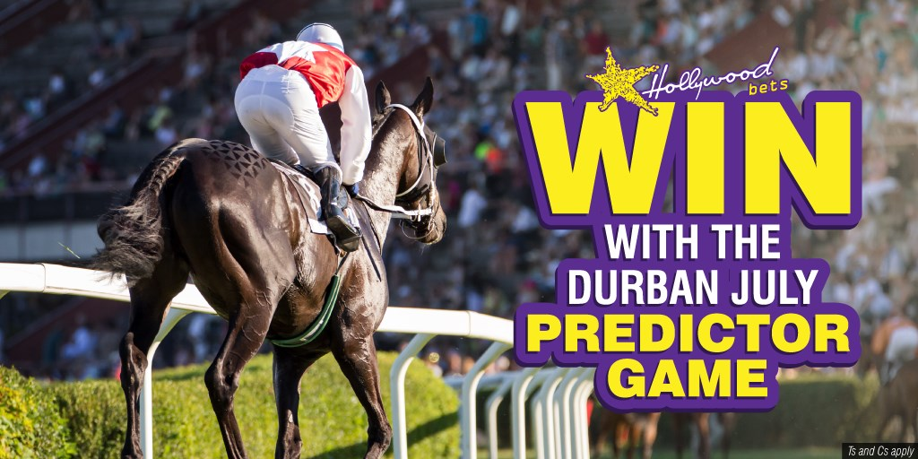 Win with the Durban July Predictor Game - Hollywoodbets - Horse Racing