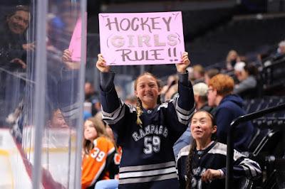 Hockey Girls Rule