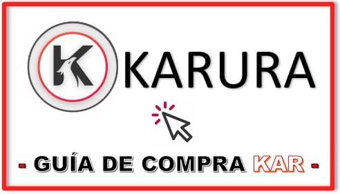 Cómo y Dónde Comprar Criptomoneda KARURA (KAR) Paso a Paso