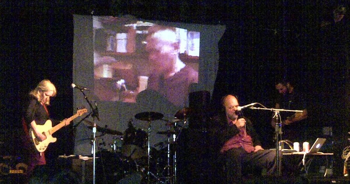 Forgotten New Wave Vinyl Concert Review Pere Ubu Lee S