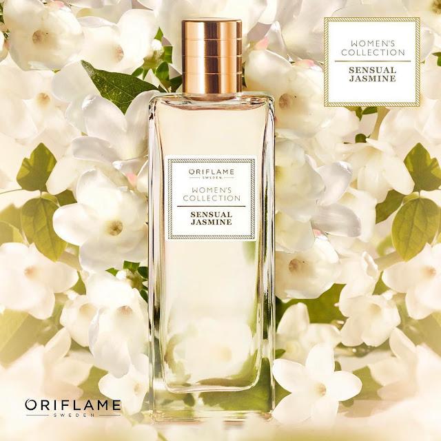 Koleksi Parfume Cewek Oriflame - Women's Collection Sensual Jasmine Eau de Toillette