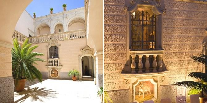 Palazzo gorgoni stile minimal chic e armonia di colori a for Stile minimal chic
