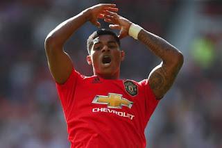 Rashford's Groin Injury Adds to Man Utd Woes