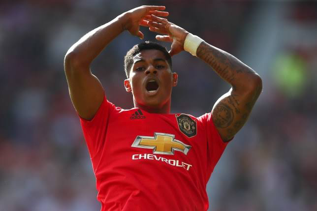 Rashford's Groin Injury Adds to Man Utd Woes