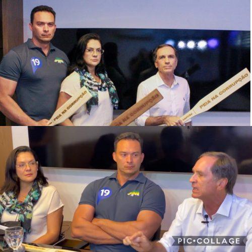 """NATAL RN-A NOVA POLÍTICA: """"PEIA NA CORRUPÇÃO"""" COMO PROPOSTA DE CANDIDATO A PREFEITO"""