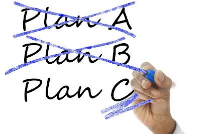 Prepping plan B