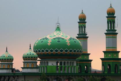 Masjid Baiturrahma Kampung Lio Pusat Kemakmuran Warga Depok