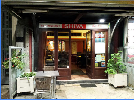 "RESTAURANT INDIEN ""SHIVA"""