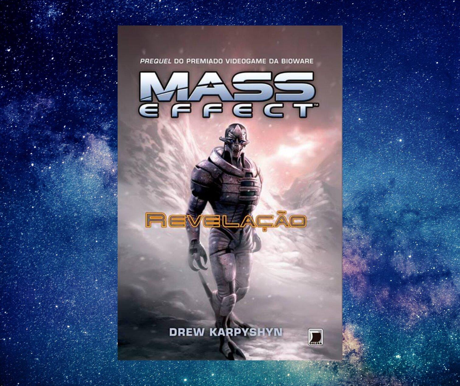 Resenha: Mass Effect - Revelação, de Drew Karpyshyn
