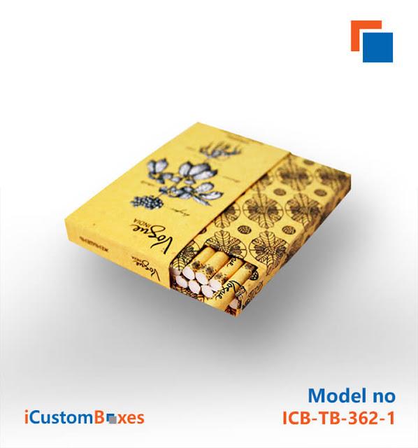 Cigarette Paper Box