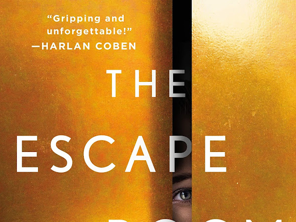 We're trapped in the Eighties/The Escape Room by Megan Goldin review