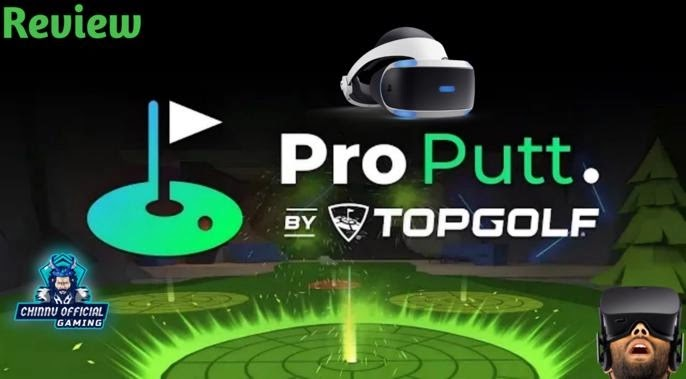 Pro Putt by Topgolf  a oculus quest games | New VR games