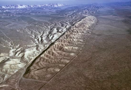 San Andreas fault can still hit major earthquake