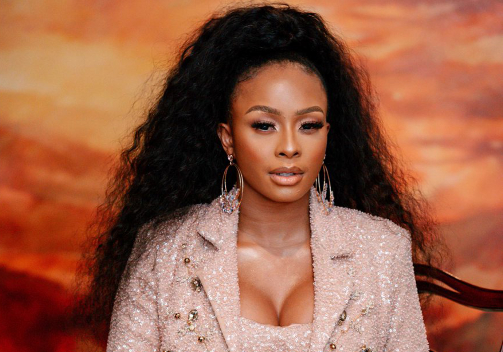 Boity To Silence Doubt About Her Rap Skills With Back-to-Back Hits!