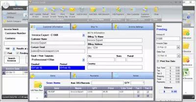Software Untuk Membuat Faktur Gratis Terbaik Untuk Windows-3