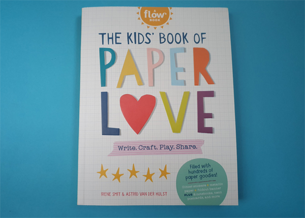Review of The Kids' book of Paper Love