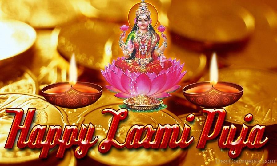 Laxmi Puja Images 2018
