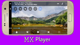 MX video player for android 2019