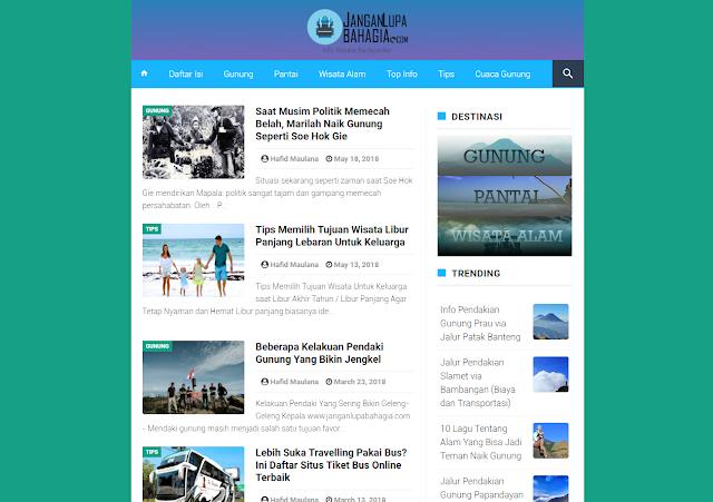 download Template blogger premium gratis