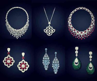 Joias Graff - Graff Jewelry - Joalherias Famosas