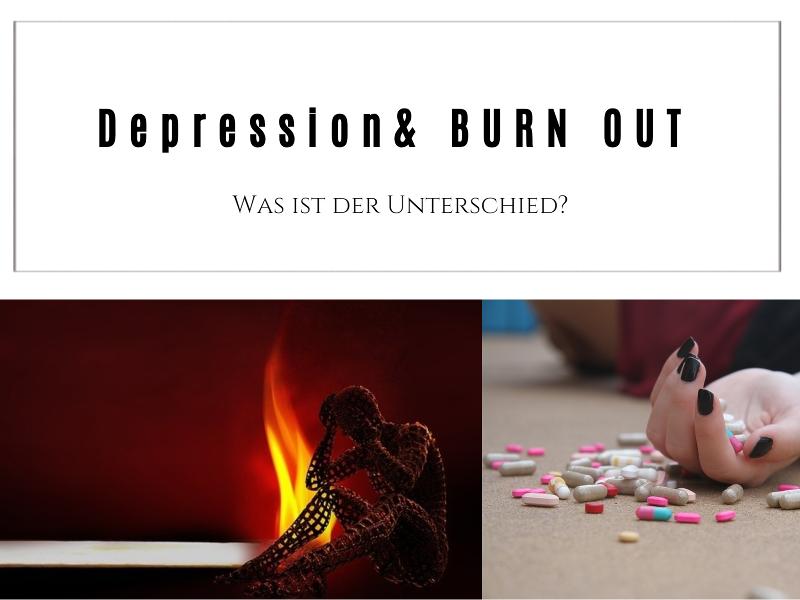 Unterschied Zwischen Burnout Und Depression Mishy Hoffmann