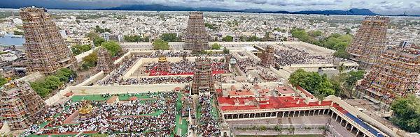 मदुरई शहर का इतिहास - History of Madurai City