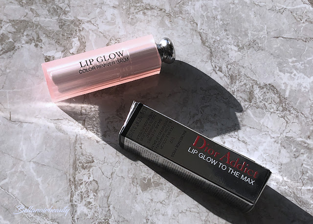 Dior Lip Glow to the Max | bellanoirbeauty.com