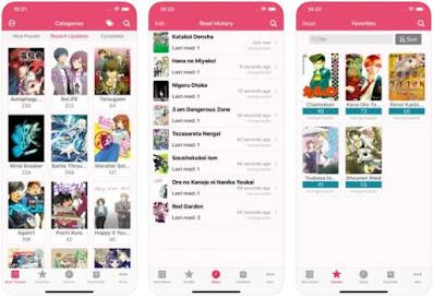 Aplikasi Baca Manga iOS Terbaik - 4