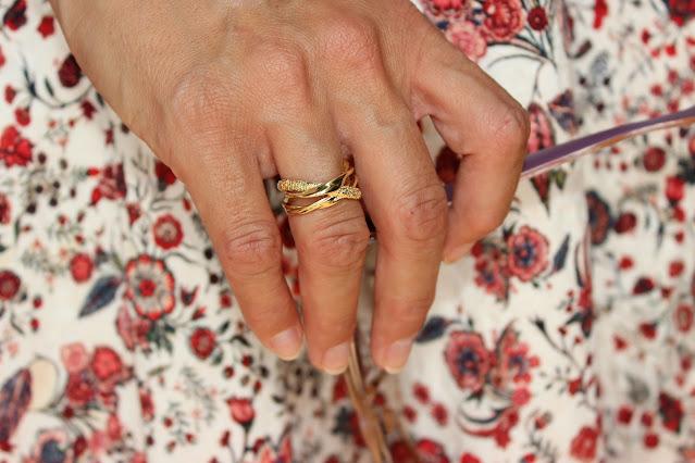 Look du jour, bijoux emma et chloé, jupe nafnaf, les petites bulles de ma vie