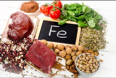 10 tanda dan gejala kekurangan zat besi dalam tubuh