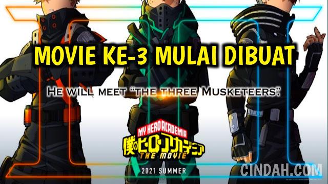 boku no hero academia movie ketiga
