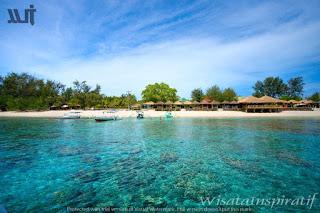 Berbagai Objek Wisata Gili di Pulau Lombok