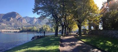 Giro ad anello dei laghi di Garlate e Olginate - Lecco
